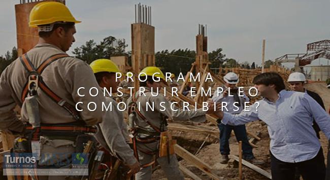 Como anotarse en el Programa Construir Empleo para cobrar el Plus de $4000