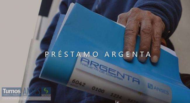 Anses Ampliara el Préstamo Argenta