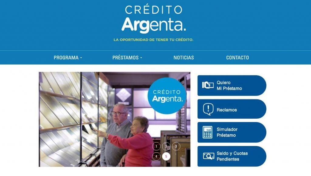 Cómo solicitar el Préstamo ARGENTA