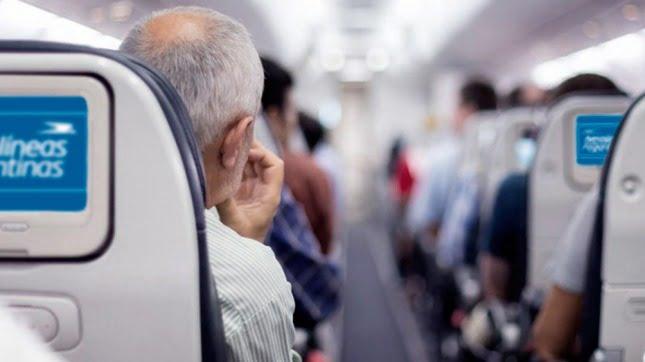 Descuento a Jubilados en Pasajes Aerolíneas Argentinas