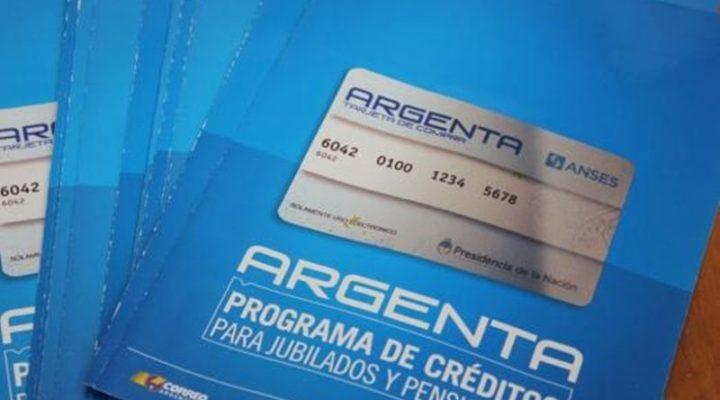 No se harán recortes en los Préstamos ARGENTA