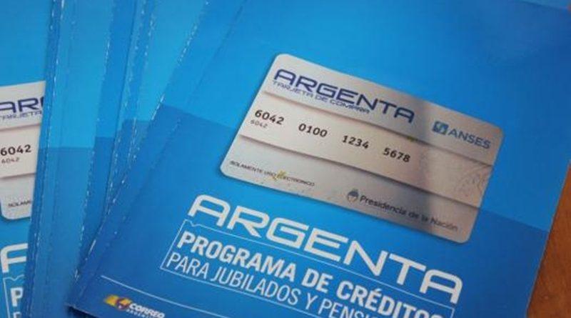 Préstamos ARGENTA