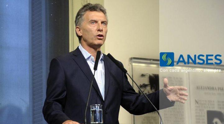 Según Macri, los Titulares de ANSES no pierden con el Nuevo Ajuste