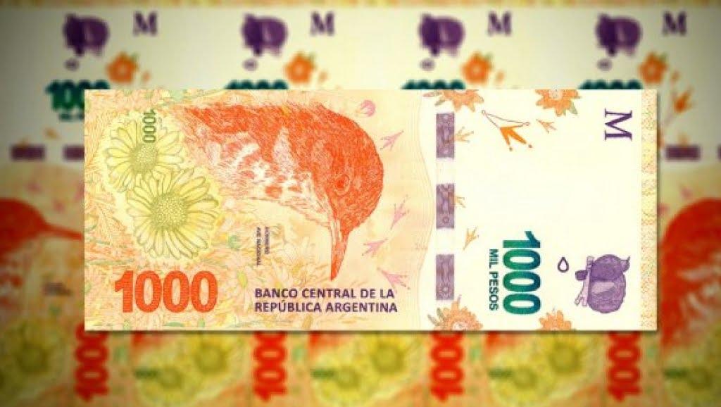 ANSES: Medidas de seguridad para evitar fraudes con el billete de 1000 pesos