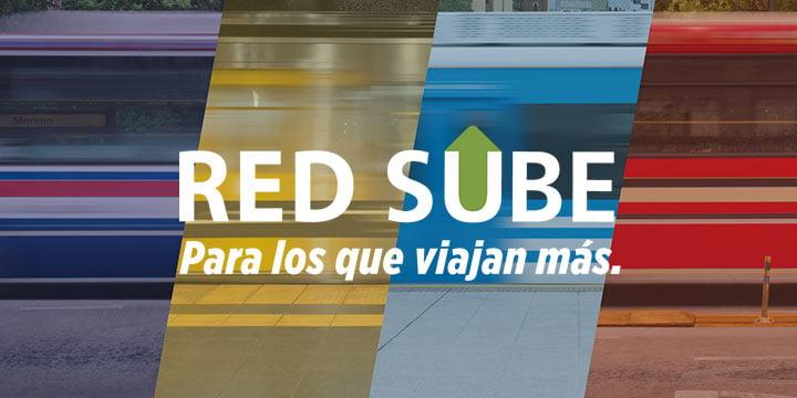 Nuevo sistema RED SUBE: Que es y como usarlo
