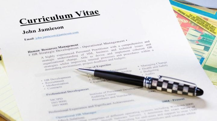 Consejos para hacer un Currículum Vitae y tener éxito al conseguir trabajo en Argentina
