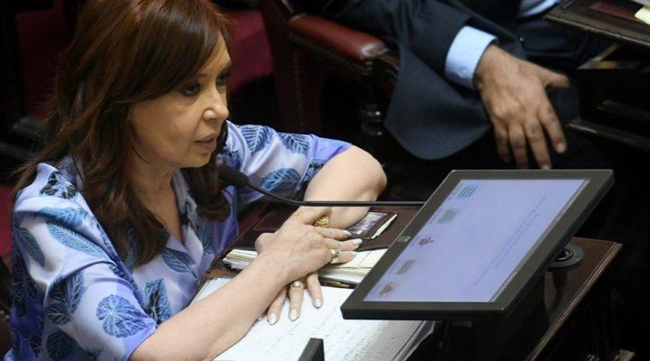 Cristina Kirchner Propone un Bono antiajuste para Jubilados y AUH
