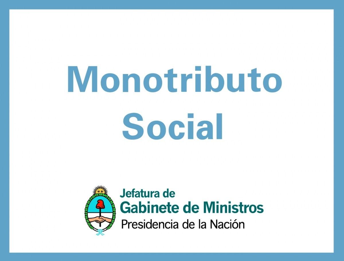 EL Monotributo Social se hará solo en ANSES