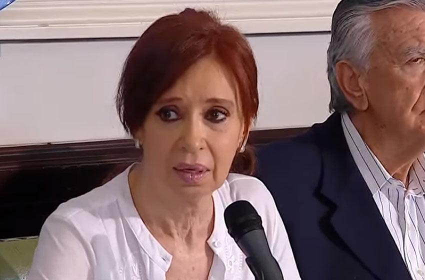 jubilación de Cristina Kirchner
