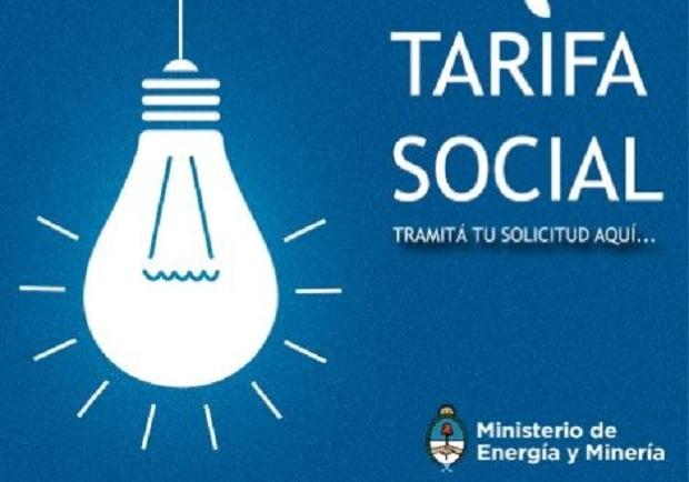Solicitar la tarifa social