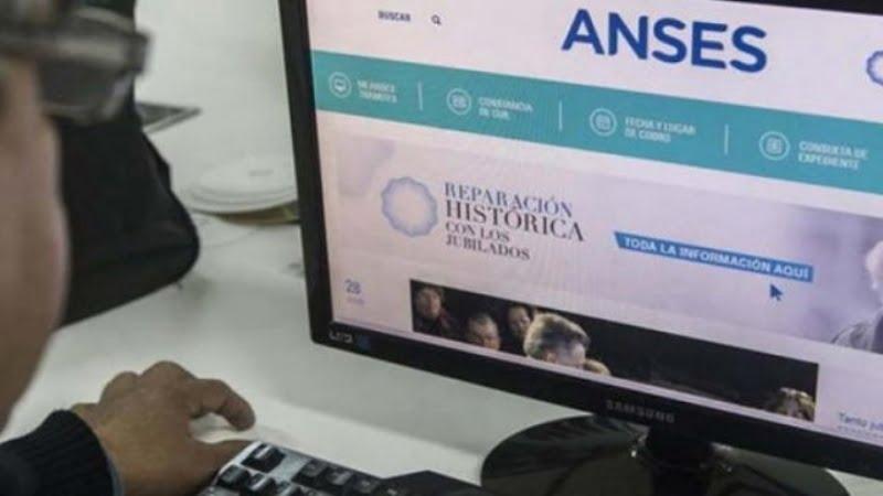 Tramite Reparación Histórica: Anses suspenderá a quienes no completaron la aceptación por web