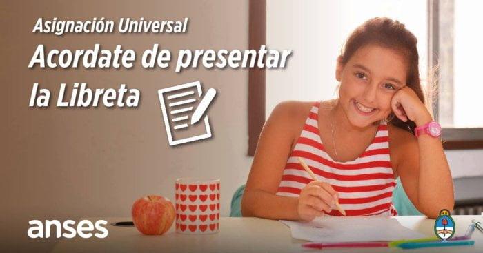 Presentar la Libreta Asignación Universal es obligatorio todos los años