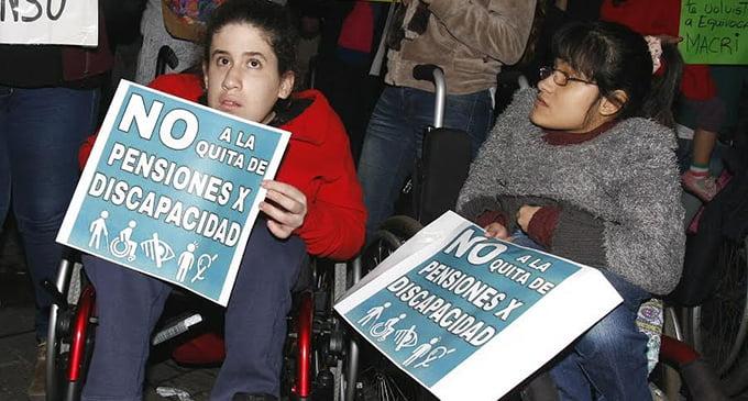 Que tramite hay que hacer y como para no Perder la Pensión por Discapacidad