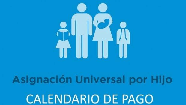 Fechas de Pago Asignación Universal por Hijo OCTUBRE 2018
