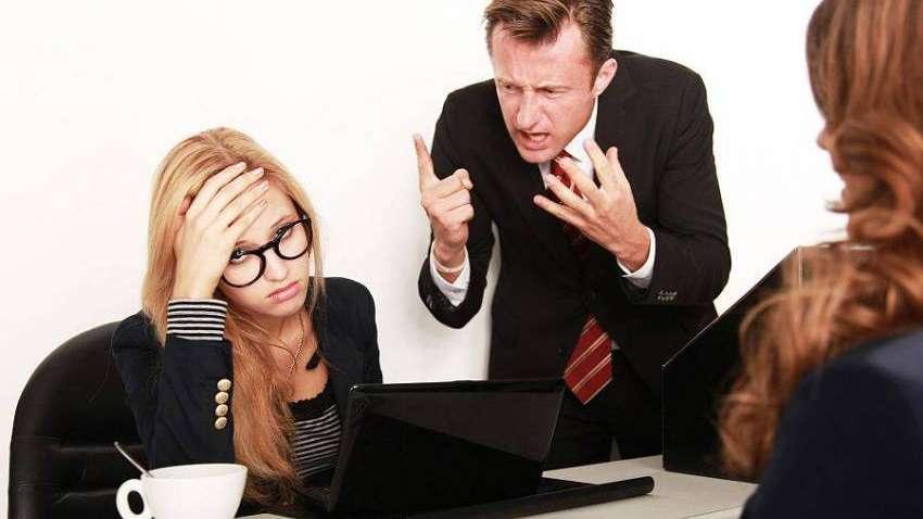 Denunciar violencia laboral