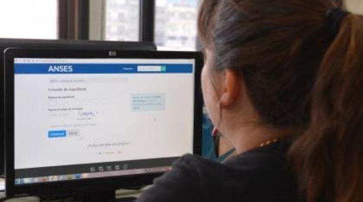 Jubilación automática por internet