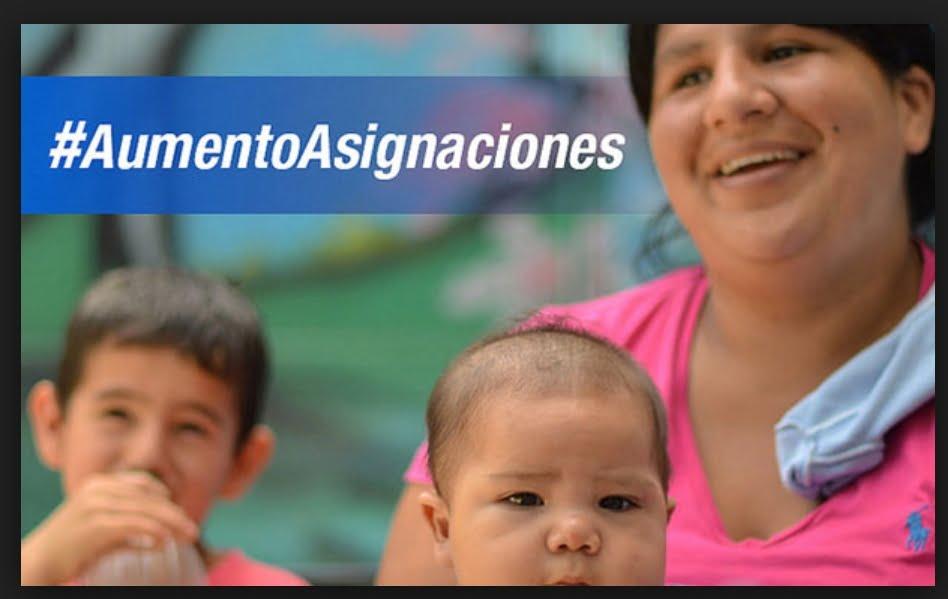 Aumento de la Asignación Universal por hijo 2019: Cuatro AUMENTOS en el AÑO (2019)