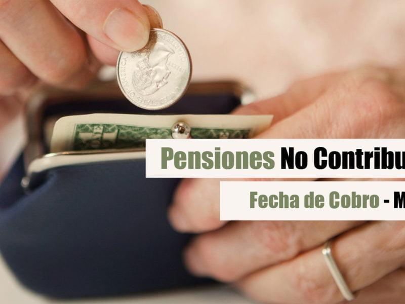 ANSES CUANDO COBRO | Fechas de cobro Pensiones No Contributivas Marzo