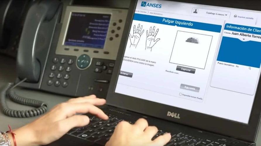 Nuevo sistema de Obligatoriedad del Registro de Huella Digital